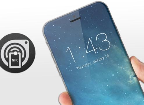 iphone 8 nfc
